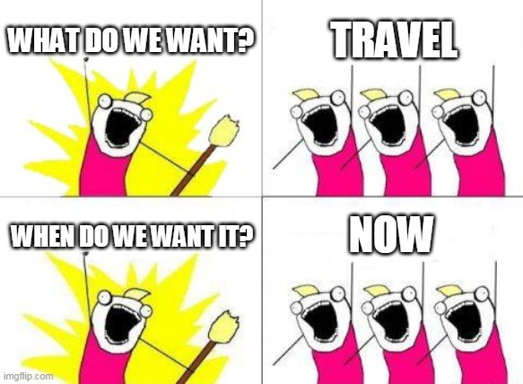 Travel Memes 2020 - itravy