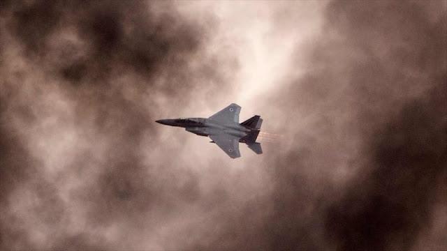 Israel ataca base de drones en Siria que luchan contra Daesh