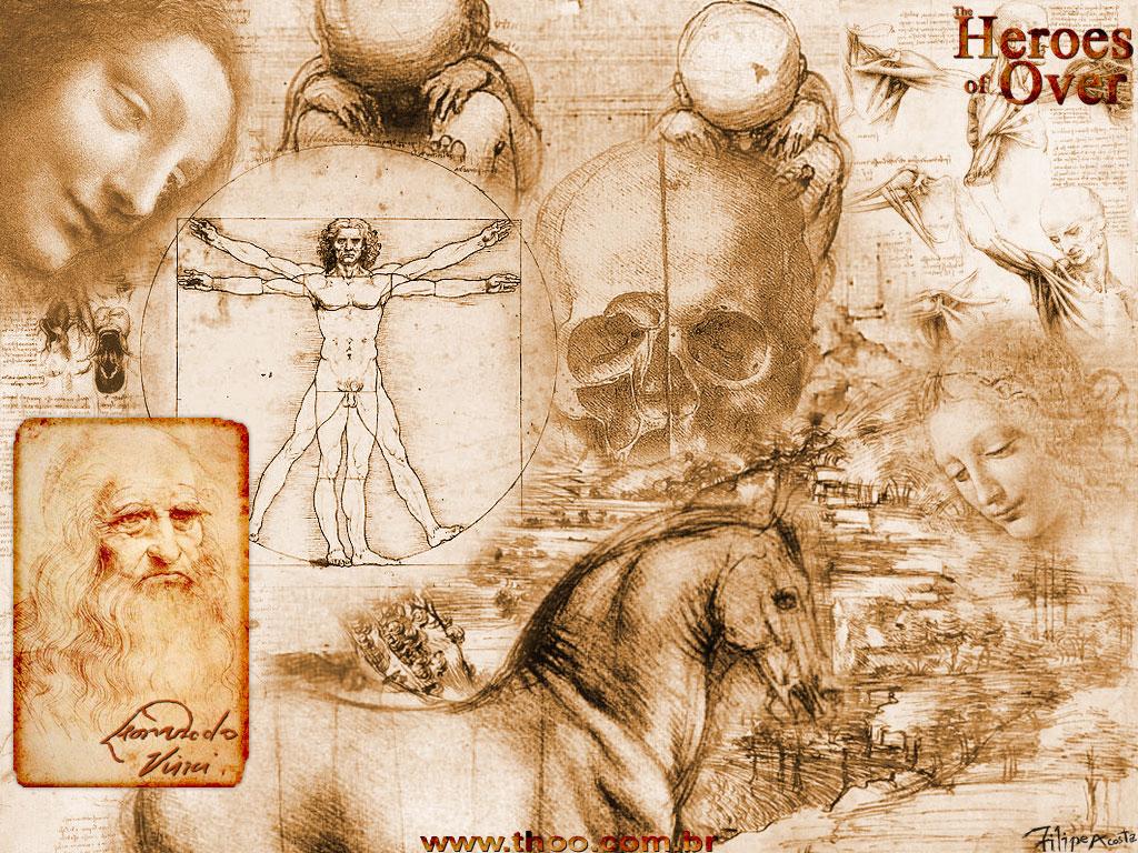 Free Wallpaper Stock Wallpaper Da Vinci