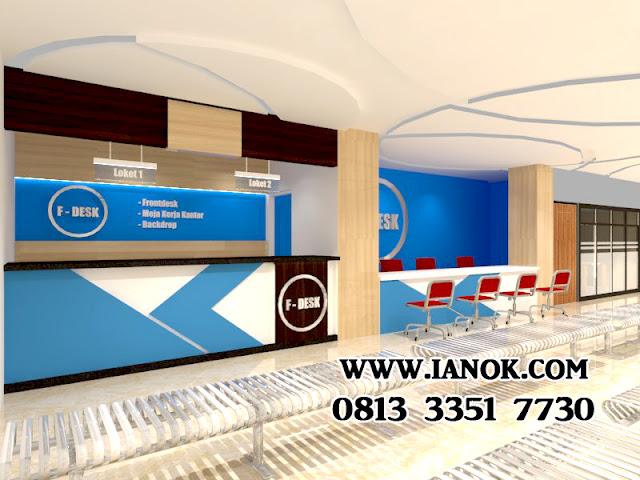 Desain Ruang layanan Perkantoran Surabaya Sidoarjo