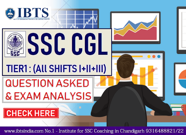SSC CGL Tier I 2018-19 Exam Analysis & Questions Asked  (All Days  All Shifts)