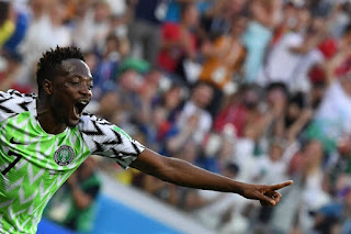 Born Of Edo Christian Mother And Borno Moslem Father..Read The Grass To Grace Profile Of Ahmed Musa.Nigeria's Hero In Today's Match