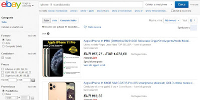 iPhone eBay