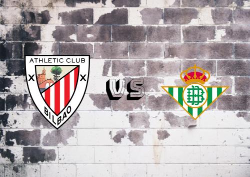 Athletic Club vs Real Betis  Resumen