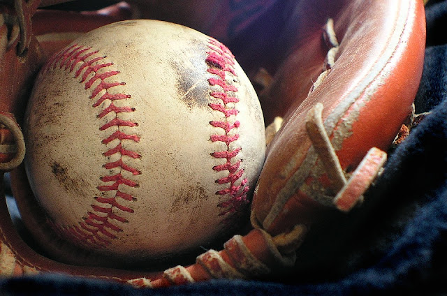 Image: Softball Glove and Ball, by ID 2246794 on Pixabay