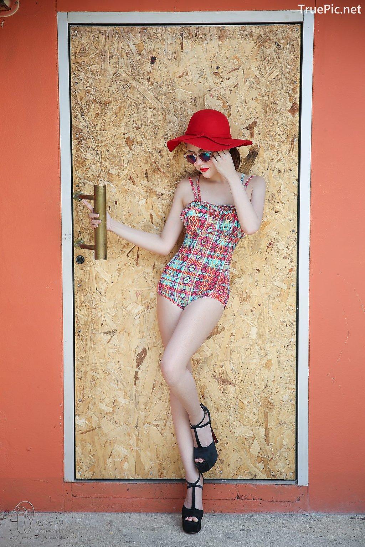 Image Thailand Model - Panicha Vichaidit - Red Girl Sexy - TruePic.net - Picture-3
