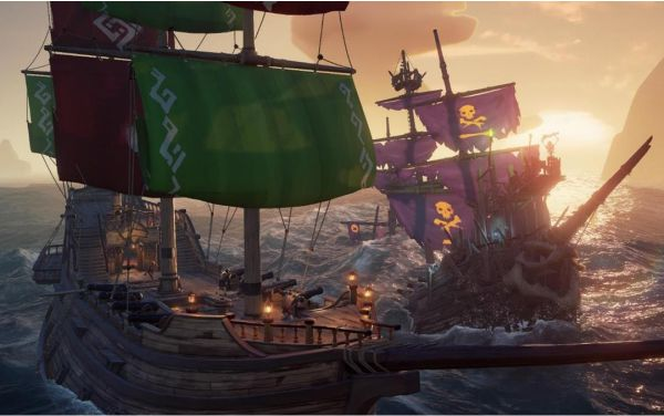 Lightweight Online Games for PC Sea Thieves