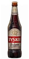 Piwo Tyskie Palone ciemne