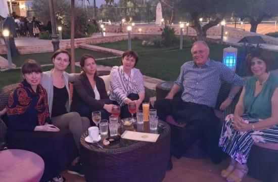 Προβολή του εναλλακτικού τουρισμού στη Ρωσία με ταξίδι εξοικείωσης σε Ναύπλιο, Λακωνία & Πόρο