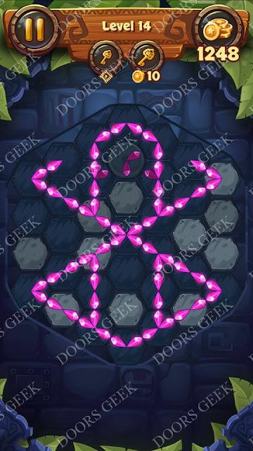 Gems & Magic [Malachite] Level 14 Solution, Walkthrough, Cheats