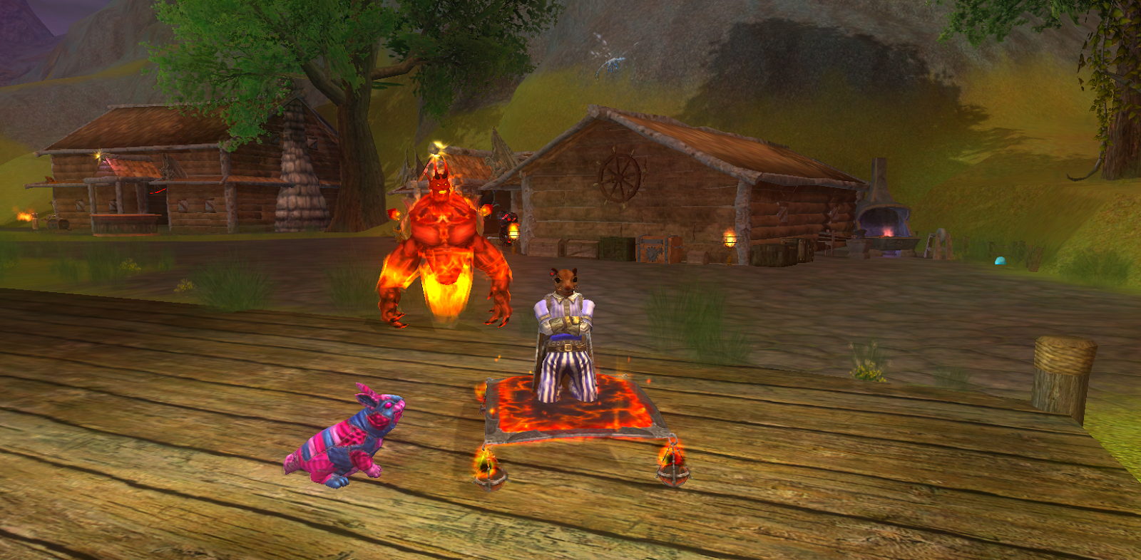 Inventory Full: Hot Fun In The Summertime : EQ, EQII