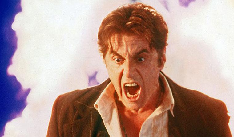 Al Pacino als Beelzebub in IM AUFTRAG DES TEUFELS (1997). Quelle: Warner Bros