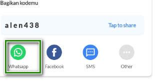 Cara Bagikan Aplikasi Ajaib Dengan Whatsapp