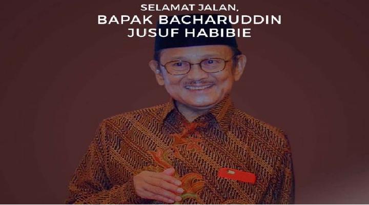 BJ Habibie Meninggal Dunia, Selamat Jalan Prof!