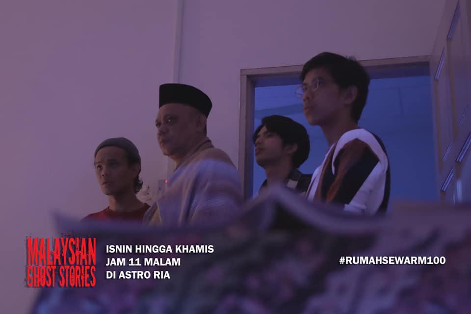 Rumah Sewa Rm100 -Malaysian Ghost Stories 1