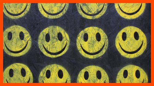 Smiley faces - credit: Bob Bob
