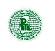 Latest Jobs in Provincial Institute of Teacher Education PITE 2021