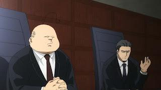 ヒロアカ   警察 警視庁   Police Force   僕のヒーローアカデミア アニメ   My Hero Academia   Hello Anime !