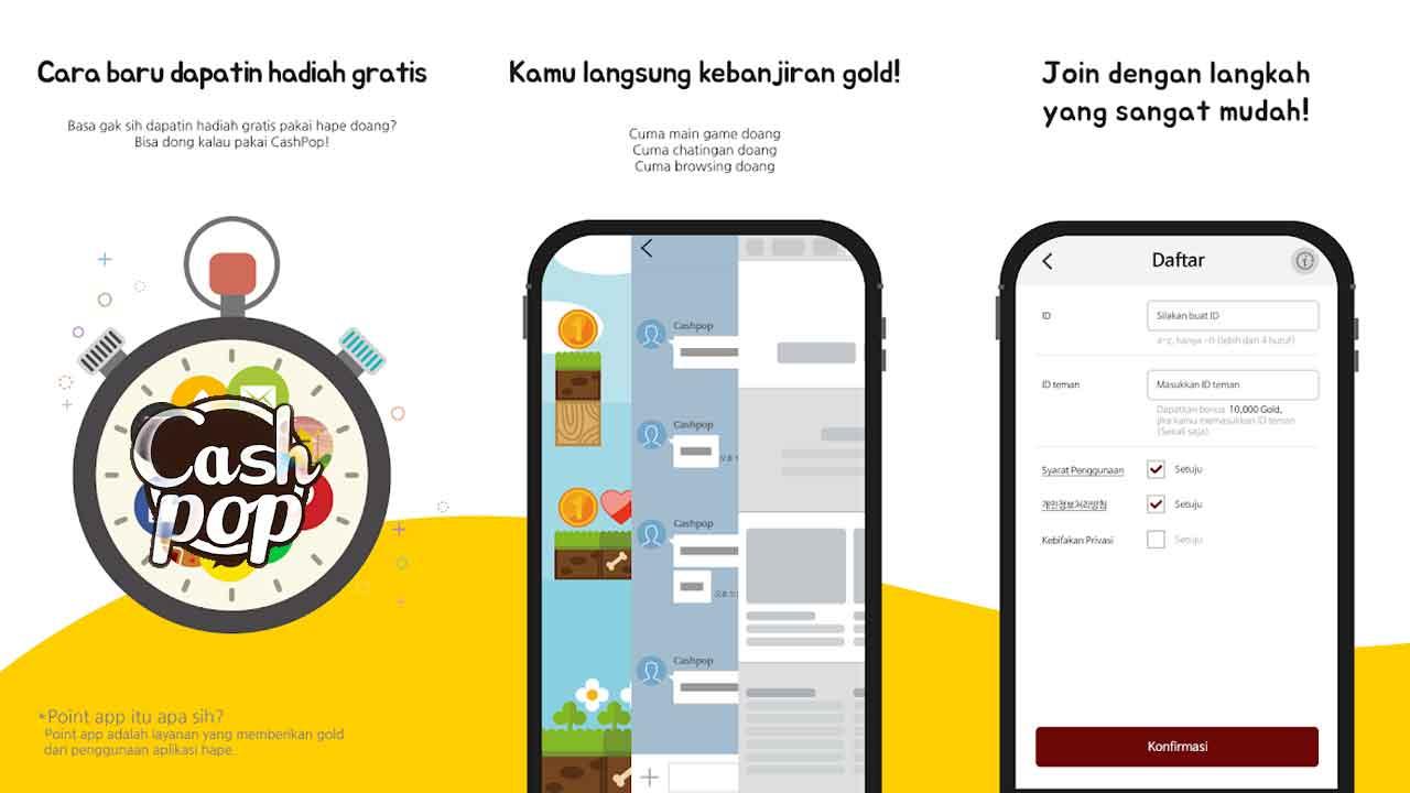 10 Aplikasi Handphone Penghasil Uang Tercepat 2021