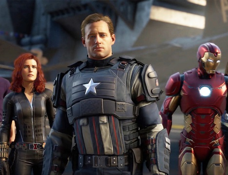 Marvel's Avengers Cinematic Trailer
