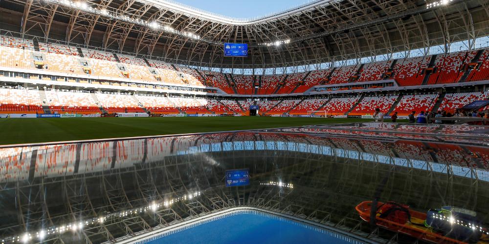 Μουντιάλ 2018: Αυτά είναι τα γήπεδα-κοσμήματα της Ρωσίας [εικόνες]