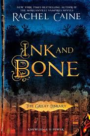https://www.goodreads.com/book/show/20643052-ink-and-bone?ac=1&from_search=true