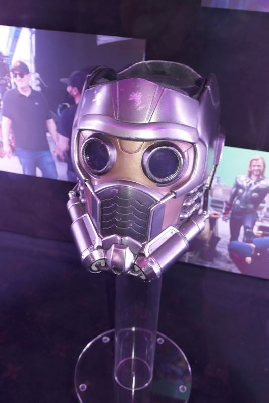 Star Lord mask GOTG