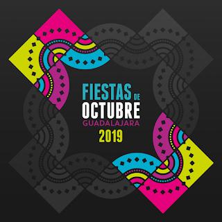 artistas fiestas de octubre Guadalajara 2019