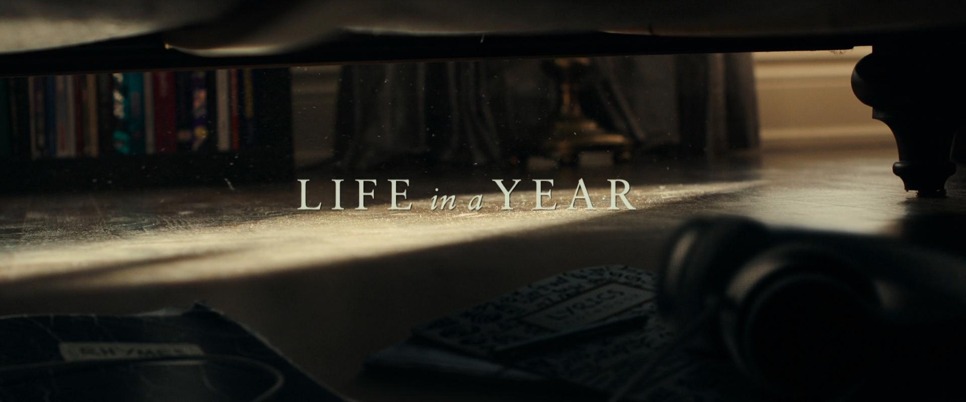 Toda una vida en un año (2020) 1080p WEB-DL AMZN Latino