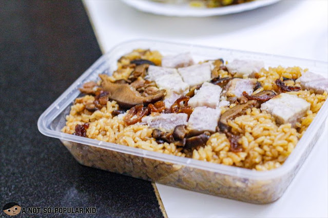 Diao Eng Chay's Chinese-Style Fried Rice - Kiampeng