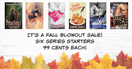 Fall Blowout .99 Cent Sale and Giveaway!