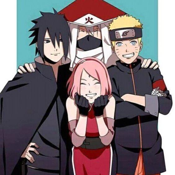 sasuke uchiha team 7