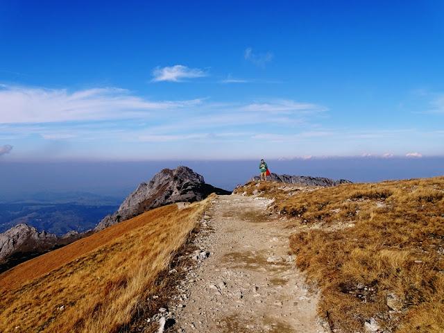 Na Kopę Kondracką przez Kondracką Przełęcz