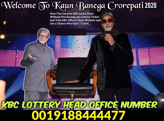 kbc jio head office number