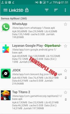 Cara Simple Menambah Memori Internal HP Android