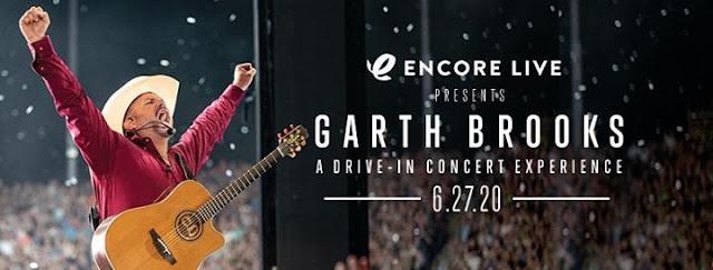 Garth Brook en cines (pre-grabado), Estafa o comienzo de una línea de actuación?