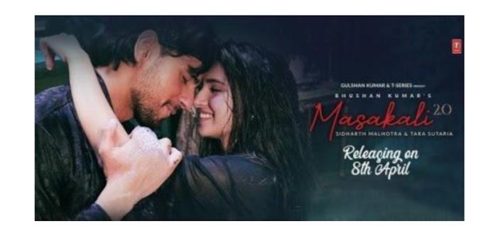 Masakali 2.0 Lyrics- Tulsi Kumar/Sachet Tandon