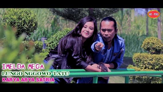 Lirik Lagu Lungo Nggowo Tatu - Imelda Mega / Arya Satria