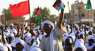 صور من الثورةالسودانية