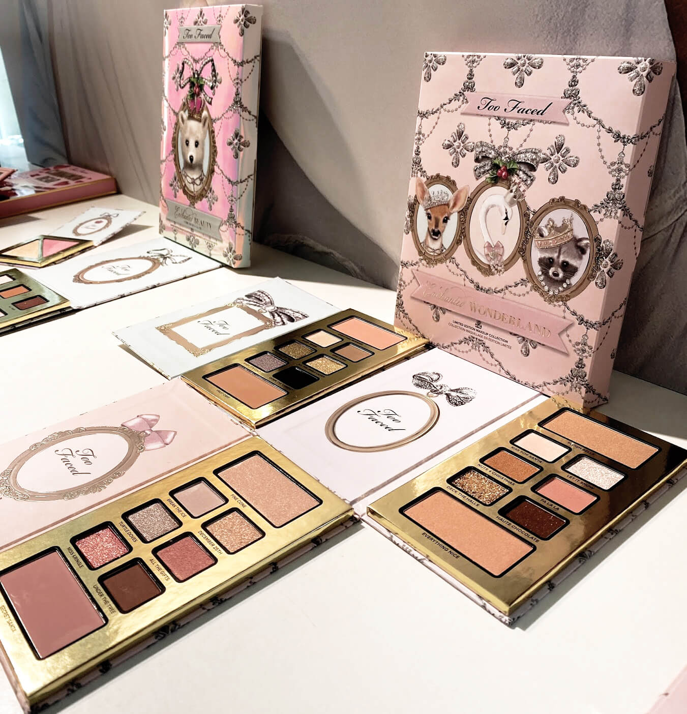Too Faced Collection Noel 2020 coffrets