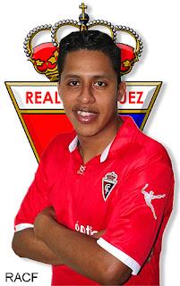 Roberto Carlos Cuchillo Fútbol Aranjuez
