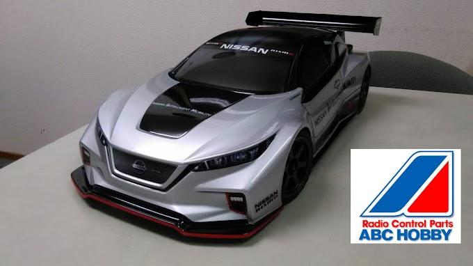 Nissan Leaf Nismo da ABC