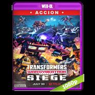 Transformers: La guerra por Cybertron – Trilogía: El asedio (2020) WEB-DL 1080p Audio Dual
