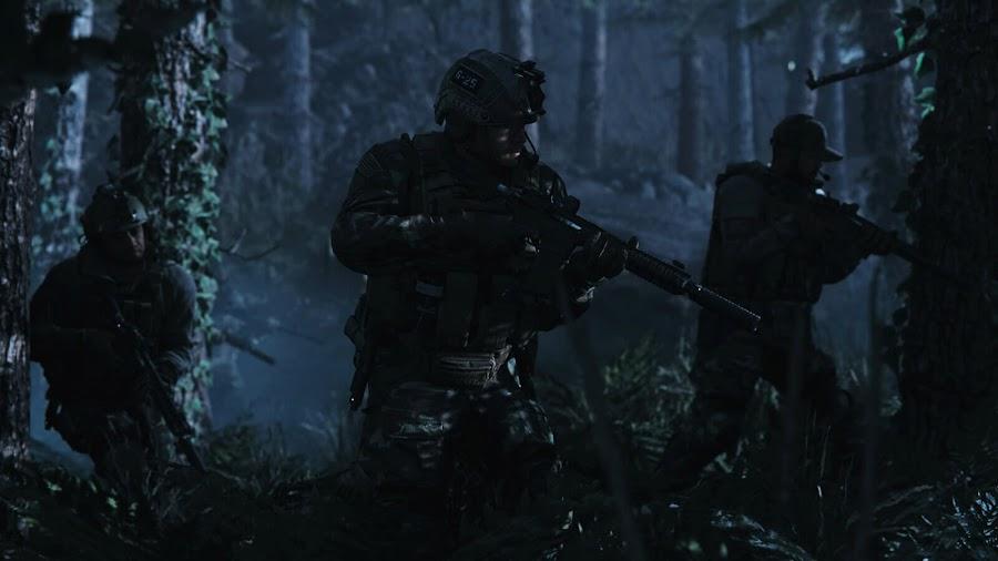 call of duty modern warfare pc ps4 xb1 sas captain john price infinity ward activision