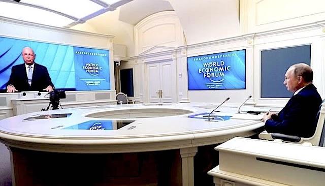 """Πούτιν: Ο κόσμος Kινδυνεύει με Πόλεμο Όλων Εναντίον 'Ολων, σε """"Ζοφερή Δυστοπία"""" και σε Αυξανόμενες Κρίσεις"""