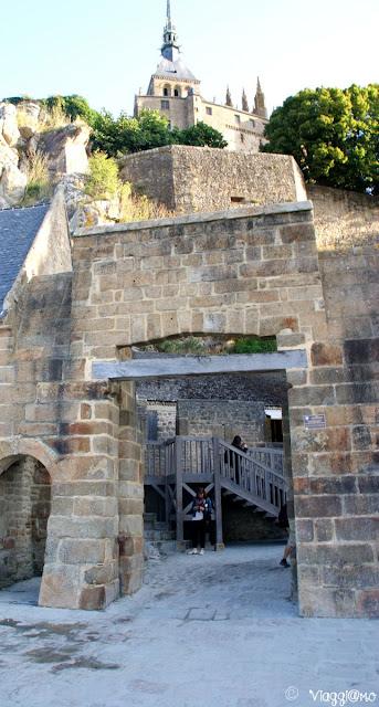 Le tre porte di accesso al Monte