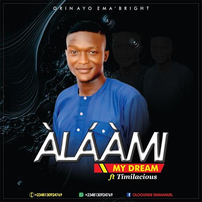 [Gospel] OrinAyo Ft. Timilacious – Alaami