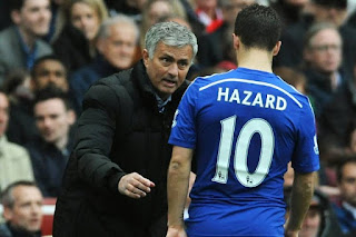 'Mourinho started to lose control of squad after he publicly criticised Hazard'