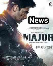 Major Full Movie 480p | 720p Link Leaked by Filmyzilla, Filmywap Hindi HDrip download News