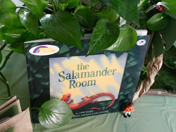 The Salamander Room {FI♥AR}